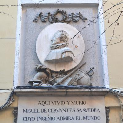 FREE TOUR LOGROÑO BARRIO DE LAS LETRAS - Visita guiada barrio de las Letras - Casa de Cervantes