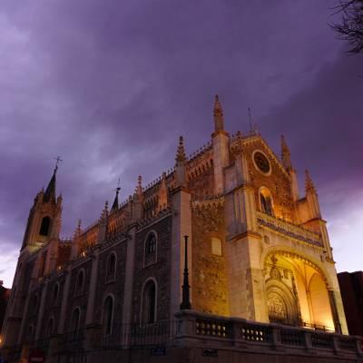 Free Tour Logroño de los Borbones - visita guiada madrid de los borbones Iglesia de los Jeronimos - ALT Beatriz Alvarez Ballestar