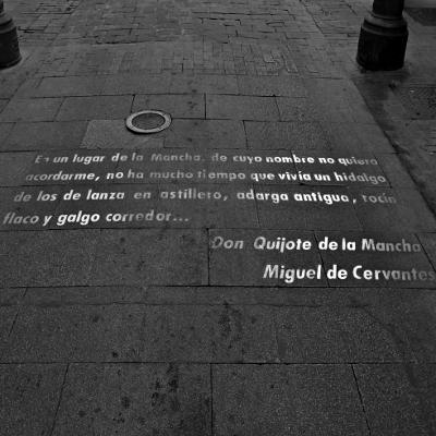 free tour madrid barrio de las letras - visita guiada barrio de las letras Inscripcion - ALT Jose Angel Djemba