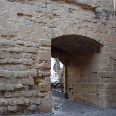 Free Tour Logroño Muralla del Revellin