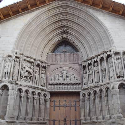 Free Tour Logrono Iglesia de San Bartolomé entrada