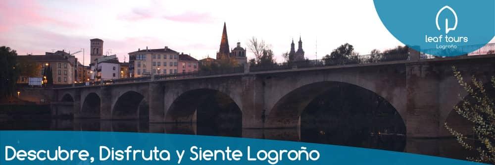 Leaf Tours Logroño Inicio