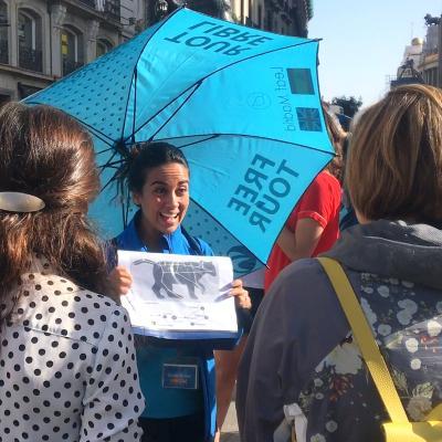 Free Tour Logroño - visitas guiadas gratis madridGuía Gloria