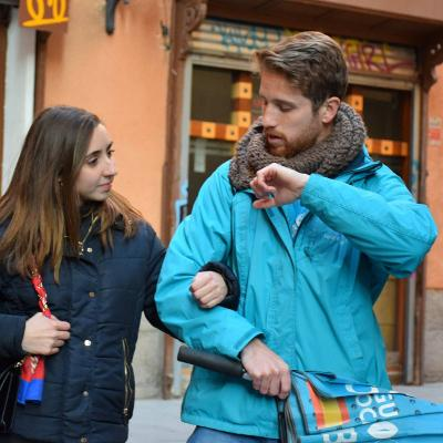 Free Tour Logroño - visitas guiadas gratis madrid Guía Mel