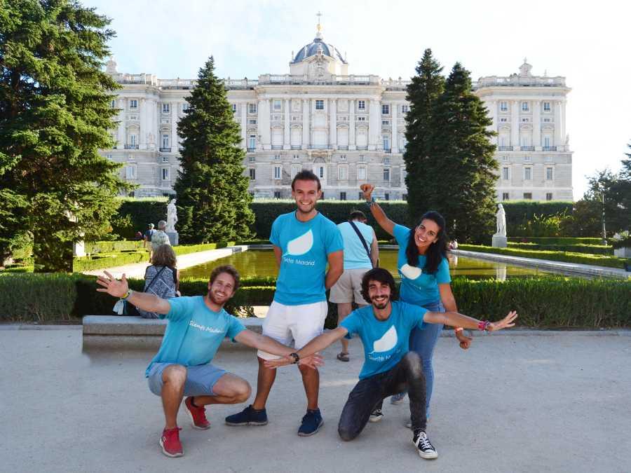 Leaf Tours Logroño Equipo